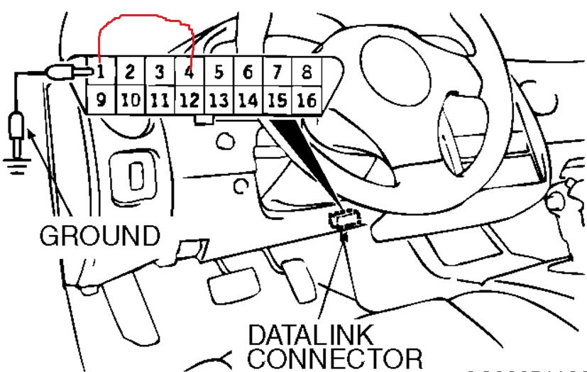 bank 1 sensor 2 location