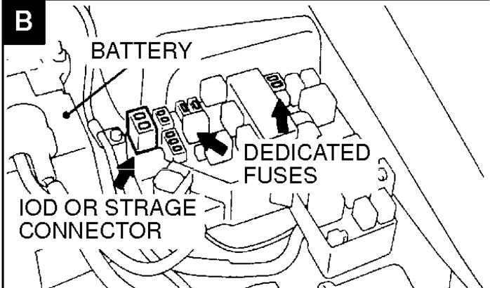 2001 pontiac aztek electrical problems