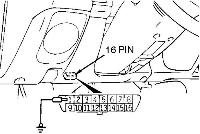 2000 mitsubishi montero sport exhaust diagram