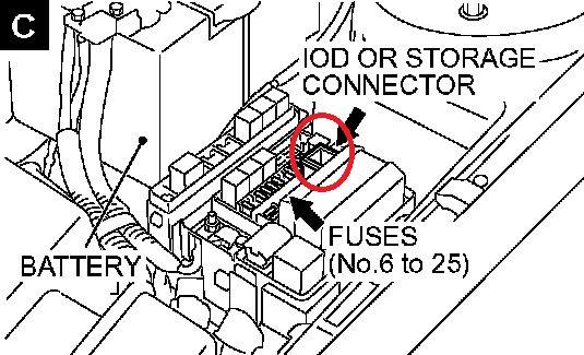 2006 silverado fuse box location images