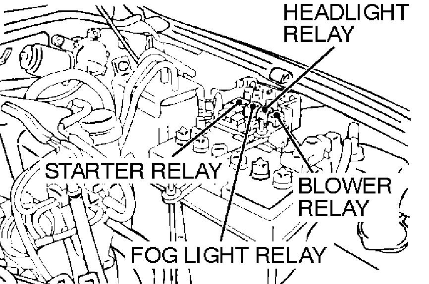 2003 mitsubishi mirage radio wiring diagram