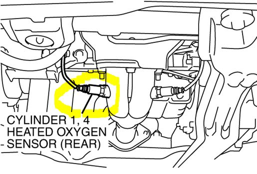 dodge neon crankshaft position sensor location  dodge