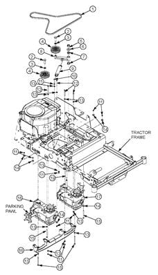 wiring diagram husqvarna lawn mower with Fastrak Mower Deck Diagram on Lawn Mower Belt Routing Diagram additionally Fastrak Mower Deck Diagram together with How To Tighten Drive Belt On Husqvarna Riding Mower additionally John Deere 5103 Wiring Diagram together with Husqvarna Mower Deck Belt Diagrams.