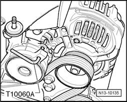 65zw6 Volkswagen Golf Gti 1 8t Cant Seem Serp Belt