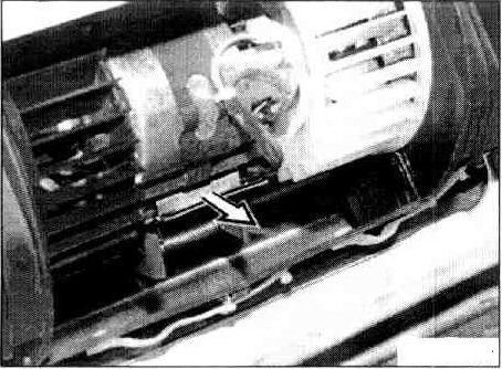 Blower Resistor on Z3 Blower Motor Wiring Diagram