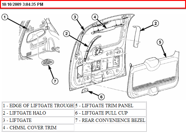 Showassembly as well 2005 Mercury Monterey Replacement Procedure likewise 2006 Nissan Murano Transmission Wiring Diagram Html furthermore Quarter Panel Diagram 2007 Saturn Aura Part as well 2001 Buick Regal Front Door Handle Removal. on pt cruiser rear door latch