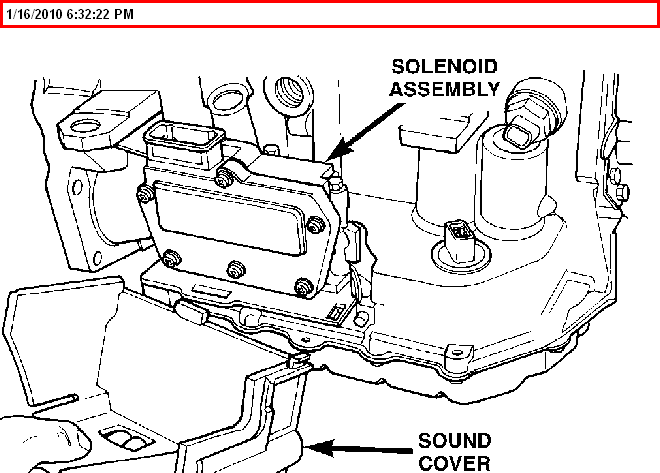 97 chrysler cirrus with obd-ii codes p0700