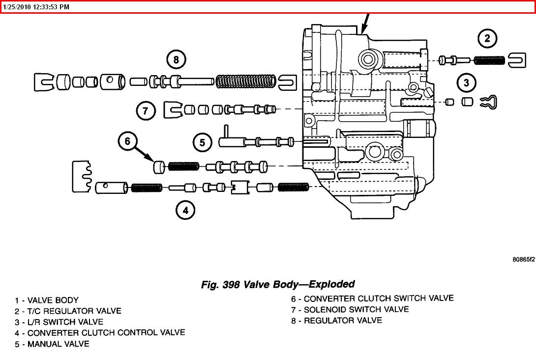 2002 chrysler 300m exhaust system diagram