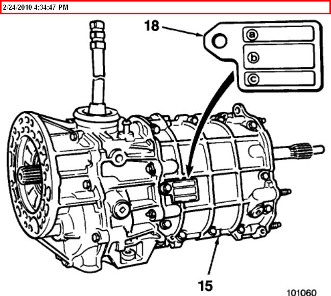 ax15 transmission diagram