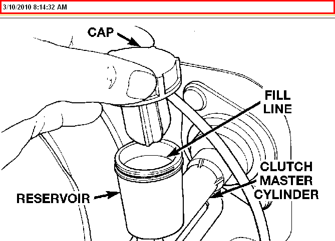 1998 jeep  wrangler  the manual transmission  clutch  disconnect images