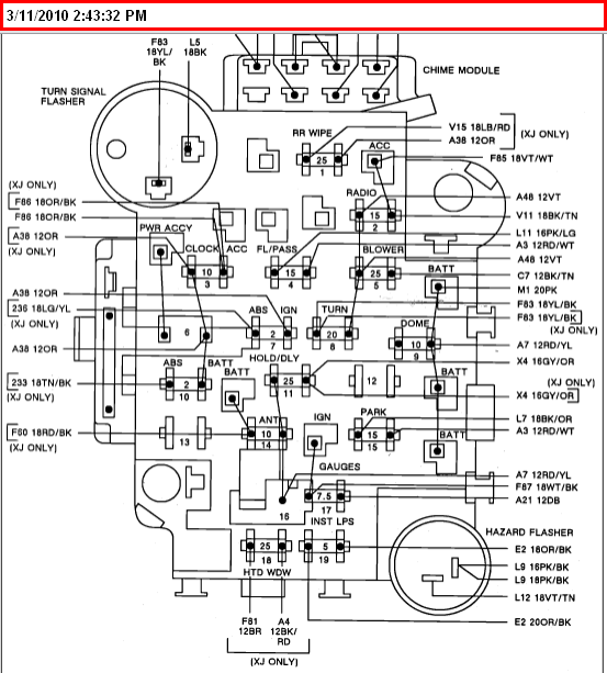 97 Jeep Tj Fuse Box Diagram additionally 99 Chevy Silverado Radio Harness Diagram in addition 1038114 Wiring Diagram For Rear Window Defrost Circuit 2002 2005 Eatc additionally Ford Explorer Mk2 Fuse Boc Diagram Usa Version together with P 0996b43f802e40f5. on 97 ford explorer power window wiring diagram