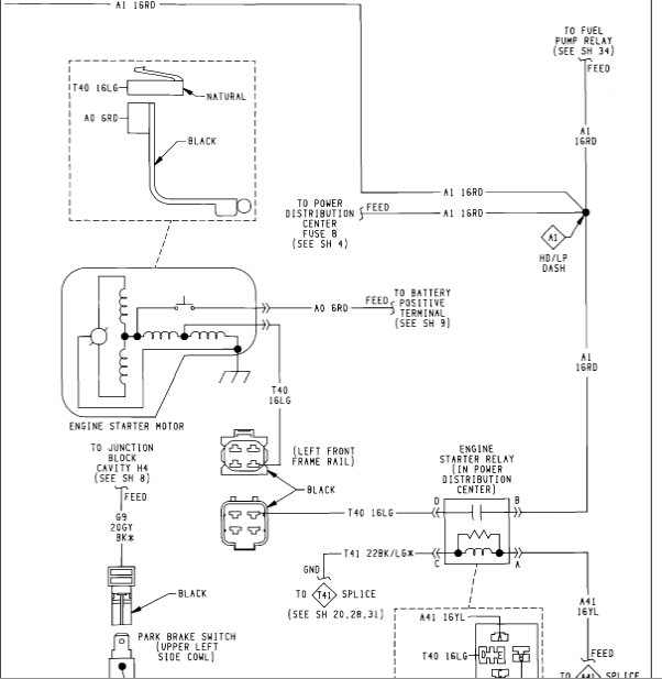 1993 chrysler lebaron wiring diagram schematic 1993 chrysler concorde 3.3 liter eng. it sometimes does ... 1993 chrysler concorde wiring diagram
