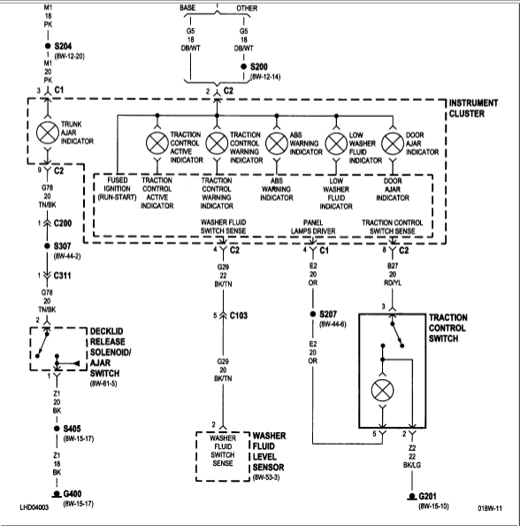 2001 chrysler 300 wiring diagram 2001 chrysler 300 fuse diagram