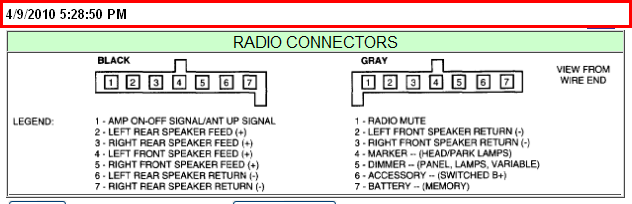 1998 chrysler sebring bypass infinity stereo amp on wiring diagram for 1998 chrysler sebring
