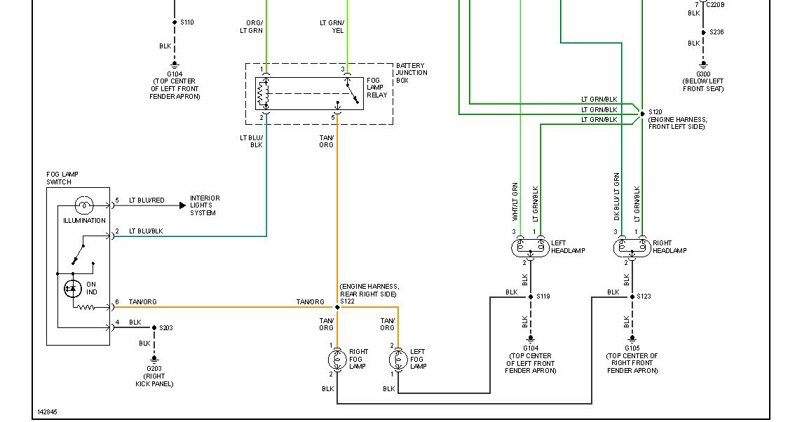 2001 ford ranger 4.0 no high beams, changed multi function ... female ranger galaxy mic wiring diagram