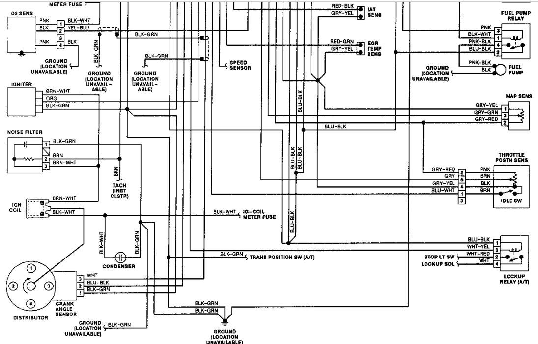 1993 geo storm wiring diagram wiring diagram1993 geo storm wiring diagram