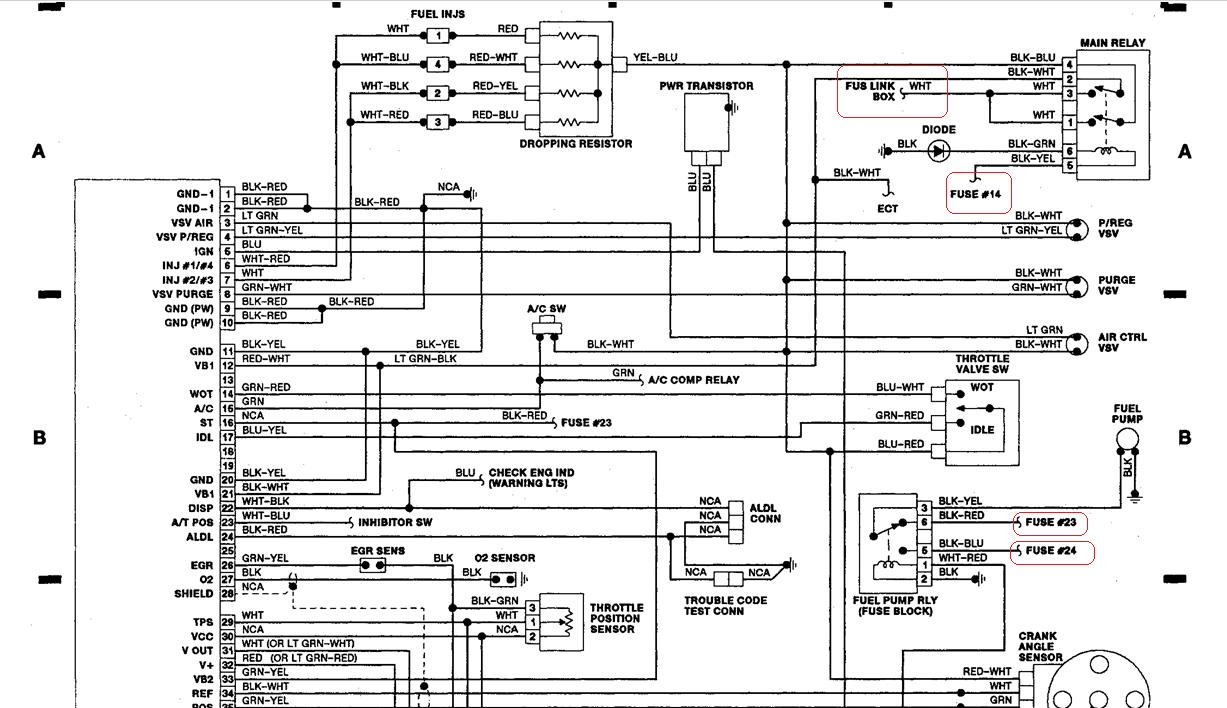i have a 1988 trooper 4x4 that won't start. there is no ... 1986 isuzu trooper wiring diagram