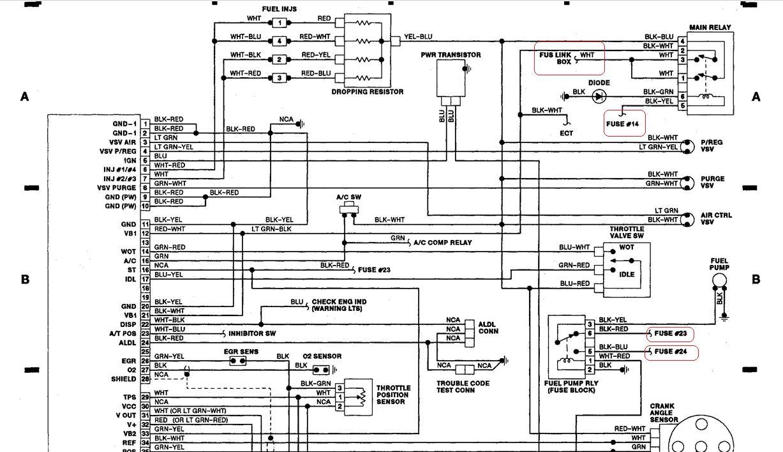 1989 isuzu trooper wiring 1986 isuzu trooper wiring diagram