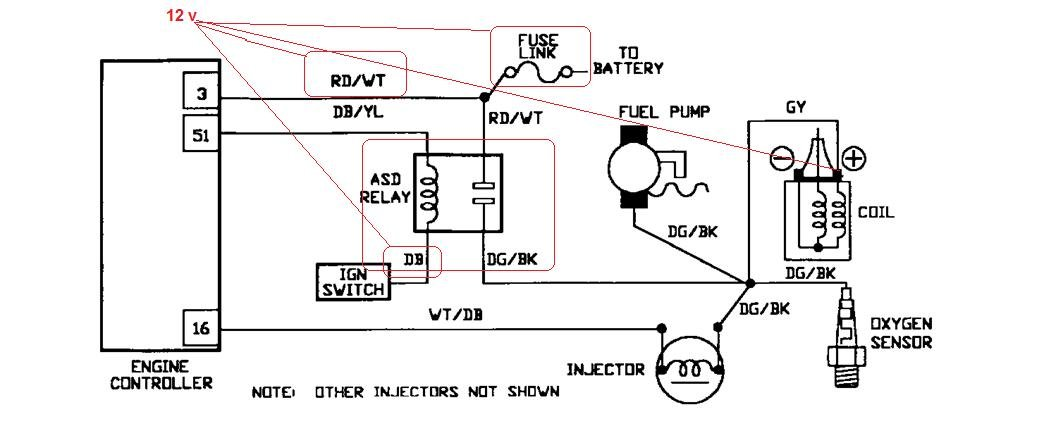 1991 dodge d250 wiring diagram  dodge  auto wiring diagram