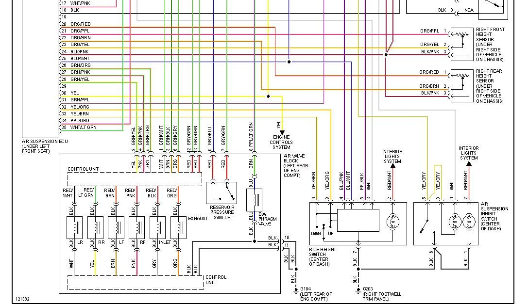 1997 Land Rover Discovery Wiring Diagrams General Data Wiring