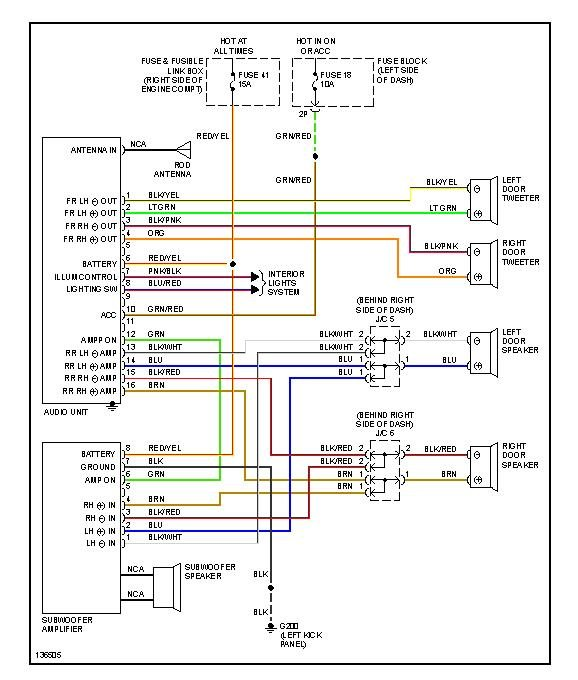 2000 nissan frontier stereo wiring diagram 2000 free engine image for user manual