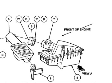 i have a 1996 ford contour the ck engine light keeps