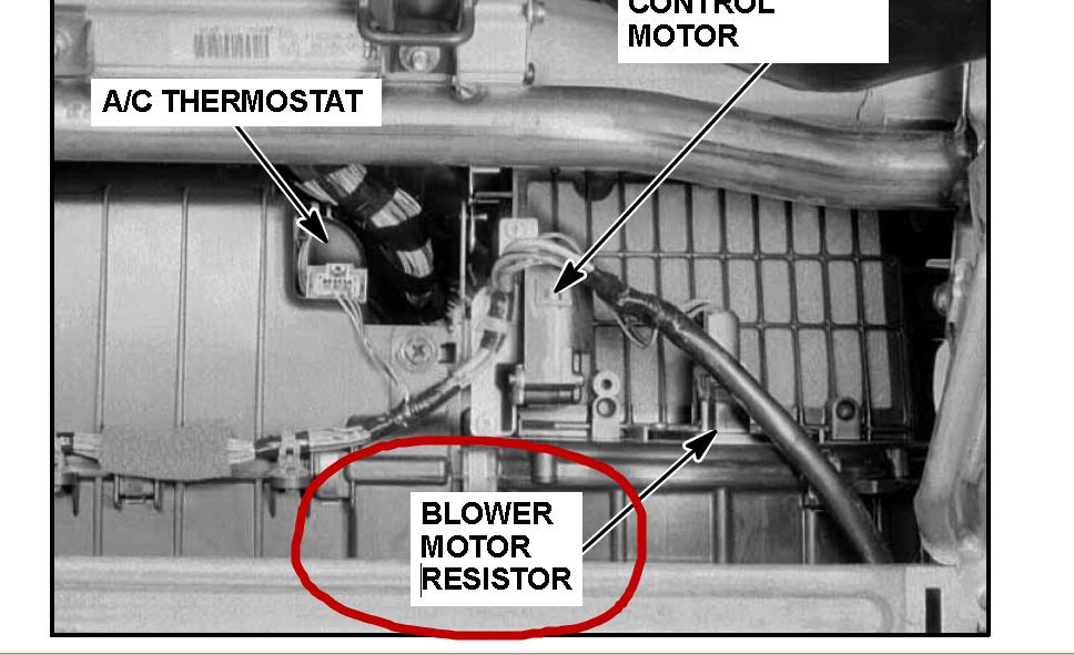 fan blower resistor wiring  fan  free engine image for