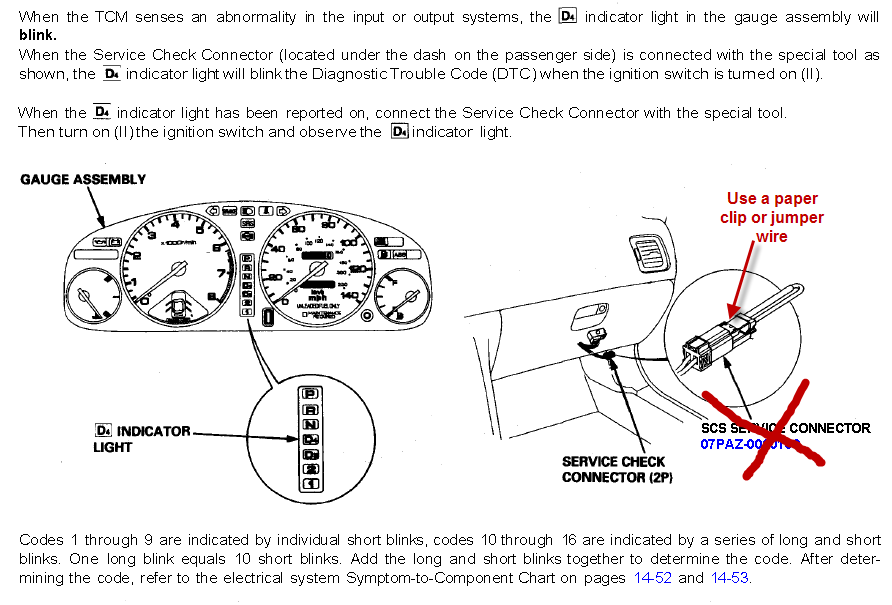 Check engine light blinking honda accord check free for Blinking check engine light honda