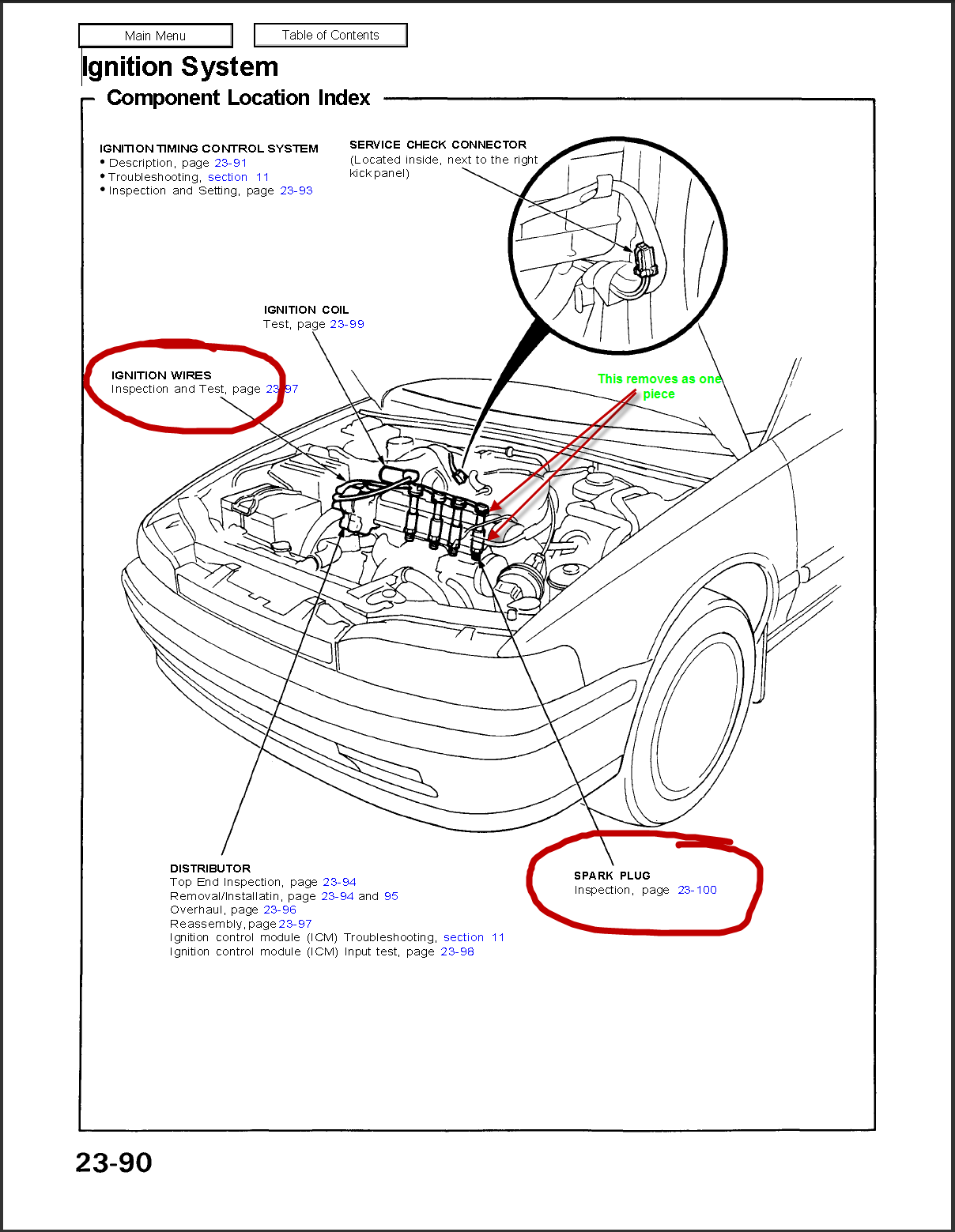 With Honda Civic Distributor As Well 2000 Prelude Engine 1993 Fuse Box Crx Diagram S2000 Push Start Get