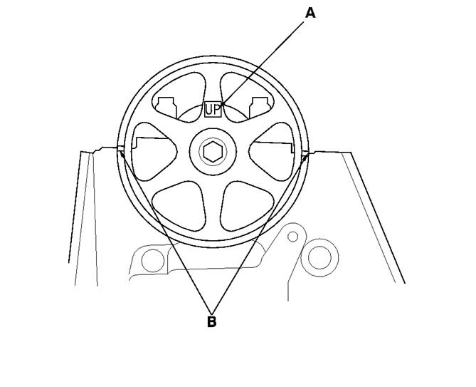 Valve Timing Camshaft on 99 Honda Accord Timing Belt Diagram
