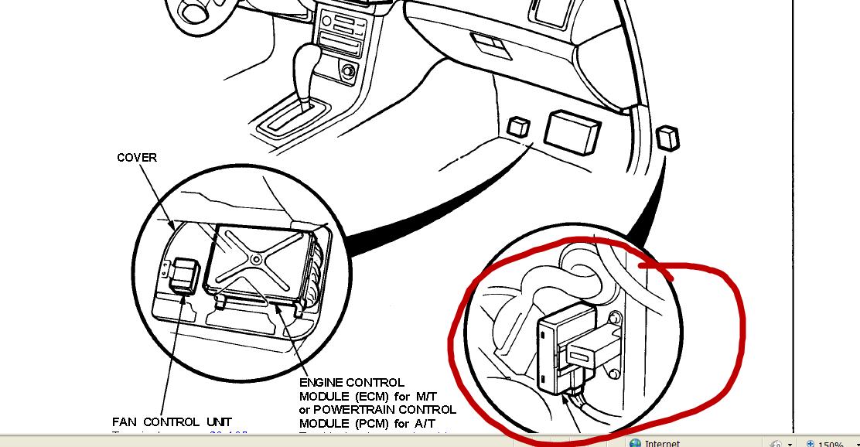 1994 acura legend sedan electrical troubleshooting manual original