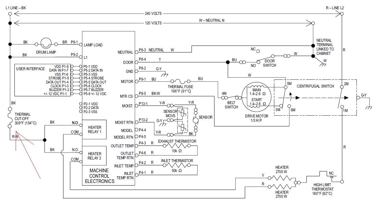 Thermostat Controlled Heating Element also Dacor Oven Wiring Diagram Free Download Schematic furthermore Wiring Diagram Of 0 6m 1 2m 5m besides Tricity Bendix Tumble Dryer Door Glass likewise  on creda oven wiring diagram