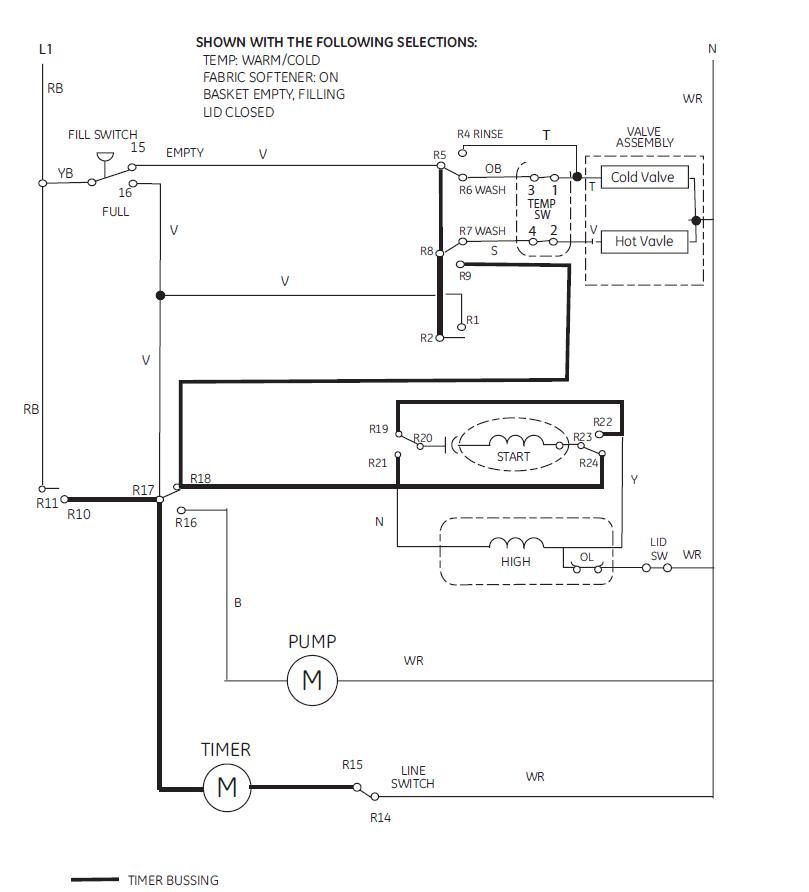 wiring diagram ge dryer timer images dryer wiring diagrams on mod wiring diagram ge on ge