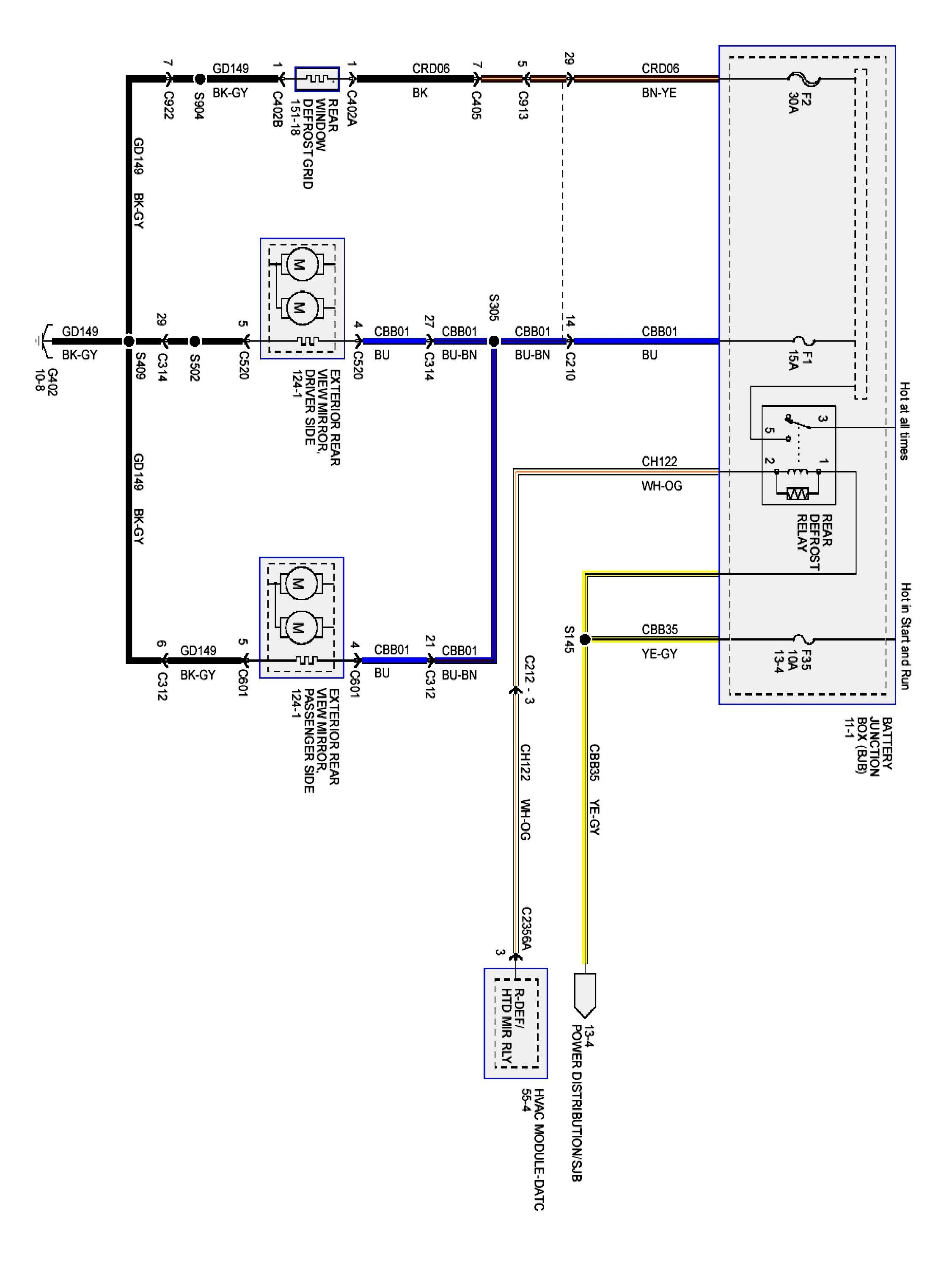 Esc on 2011 Ford Escape Fuse Box Diagram
