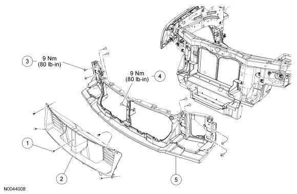 Ford explorer sport diagram 2008 model the radiator sensors