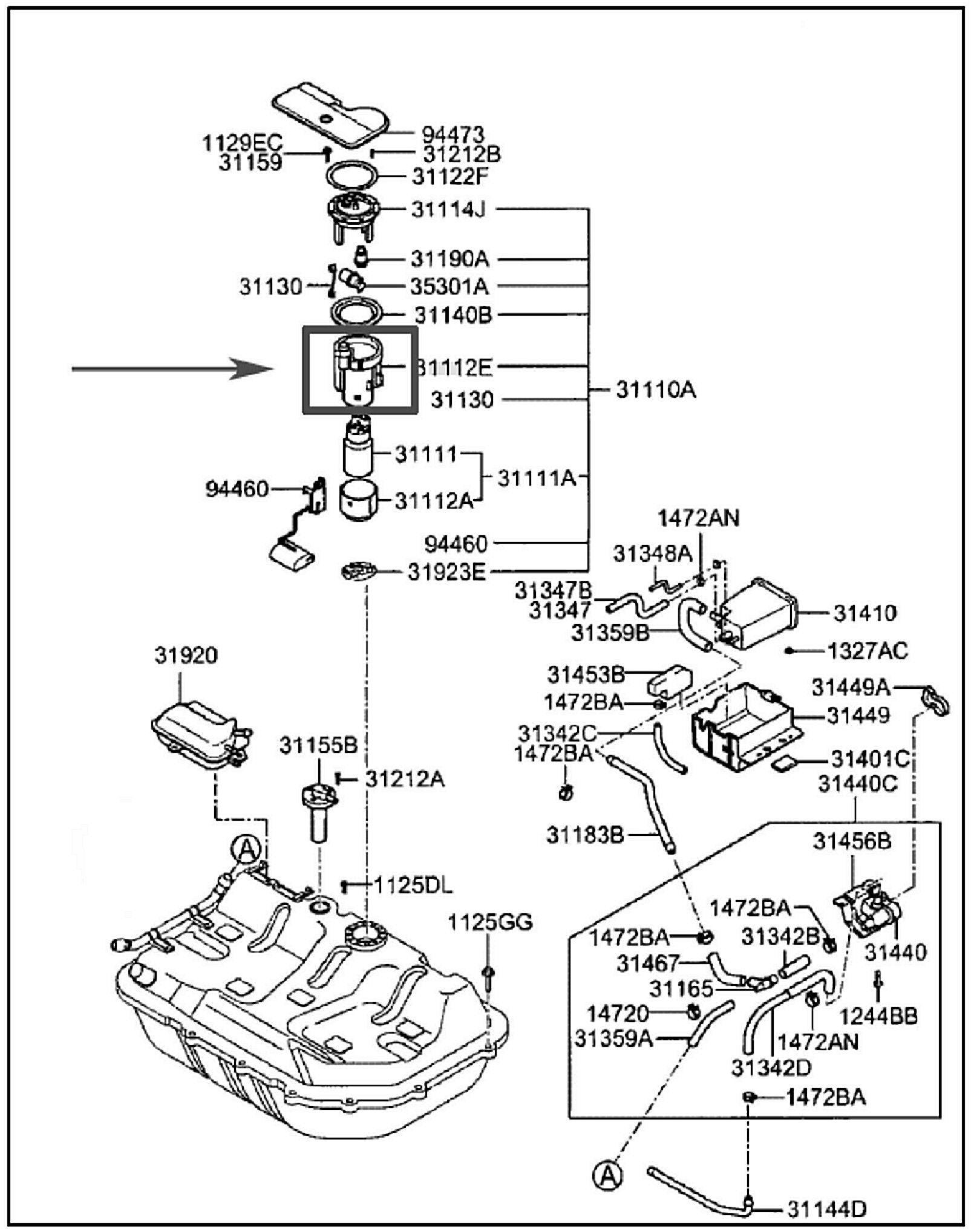 2000 hyundai elantra fuel injection wiring diagram  2000