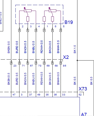 i need to know where i can find the wiring of the throttle ... h amp h trailer wiring diagram