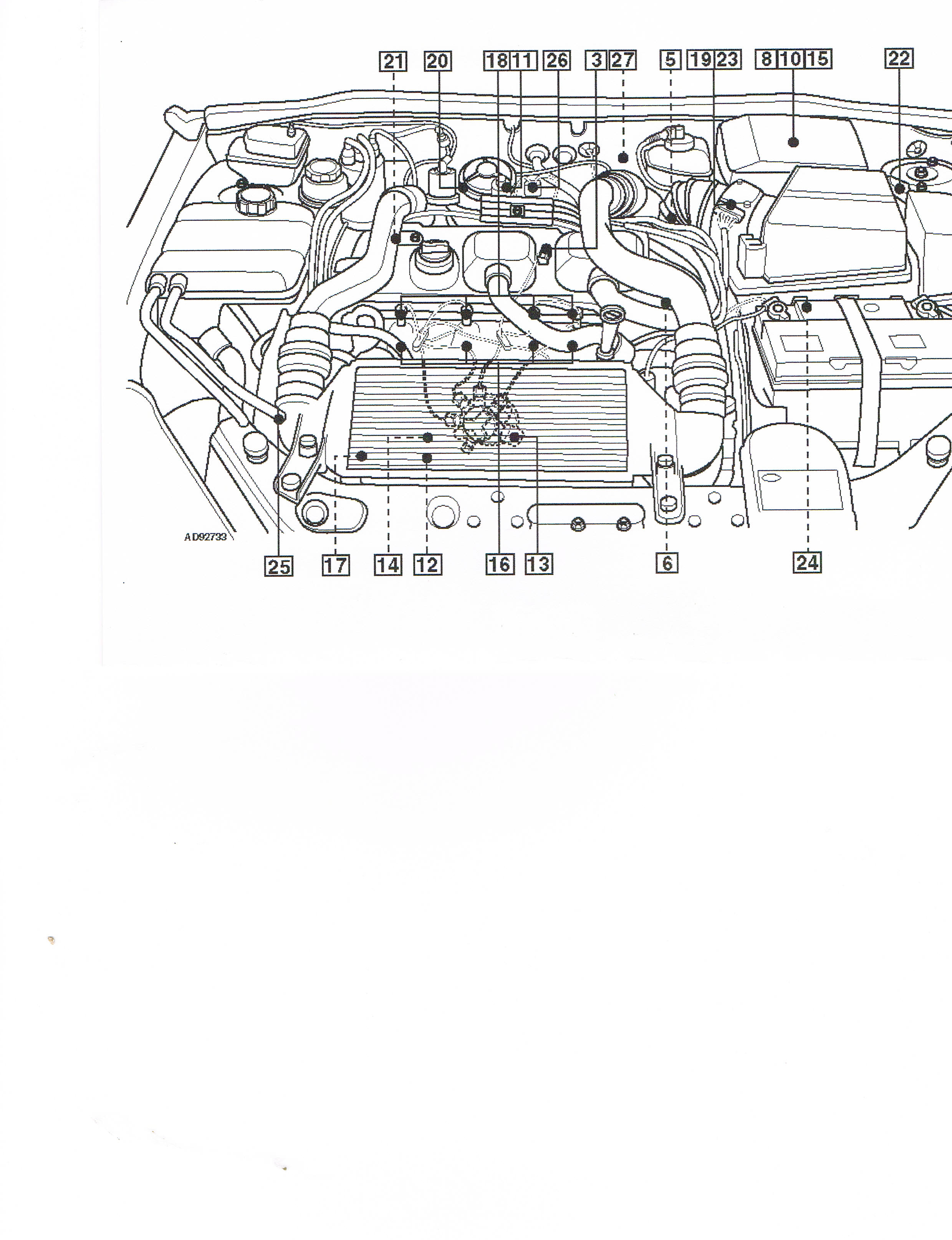 Ford Focus 1 8 Tdci Engine Diagrams
