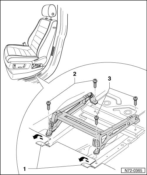 2004 Volkswagen Touareg Battery Location