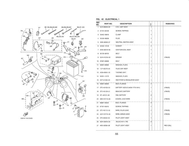 yamaha grizzly 350 wiring diagram yamaha image 2004 yamaha bruin 350 wiring diagram 2004 auto wiring diagram