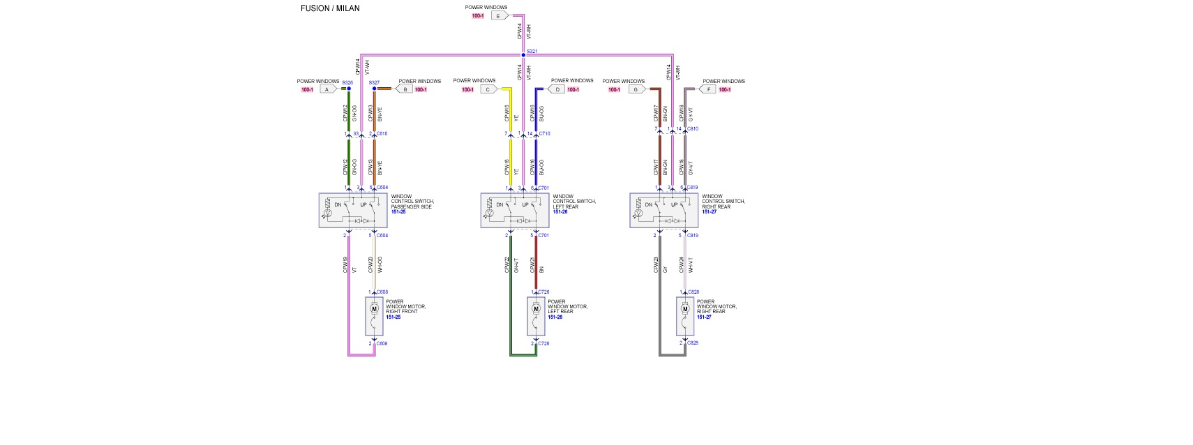 wiring diagram 2006 mercury grand marquis seat  mercury