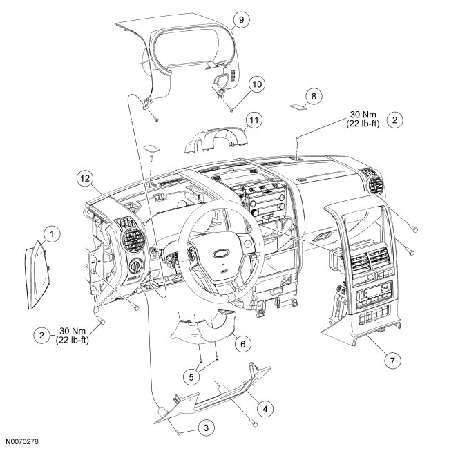 search results in dash fuse panel diagram 2000 ford
