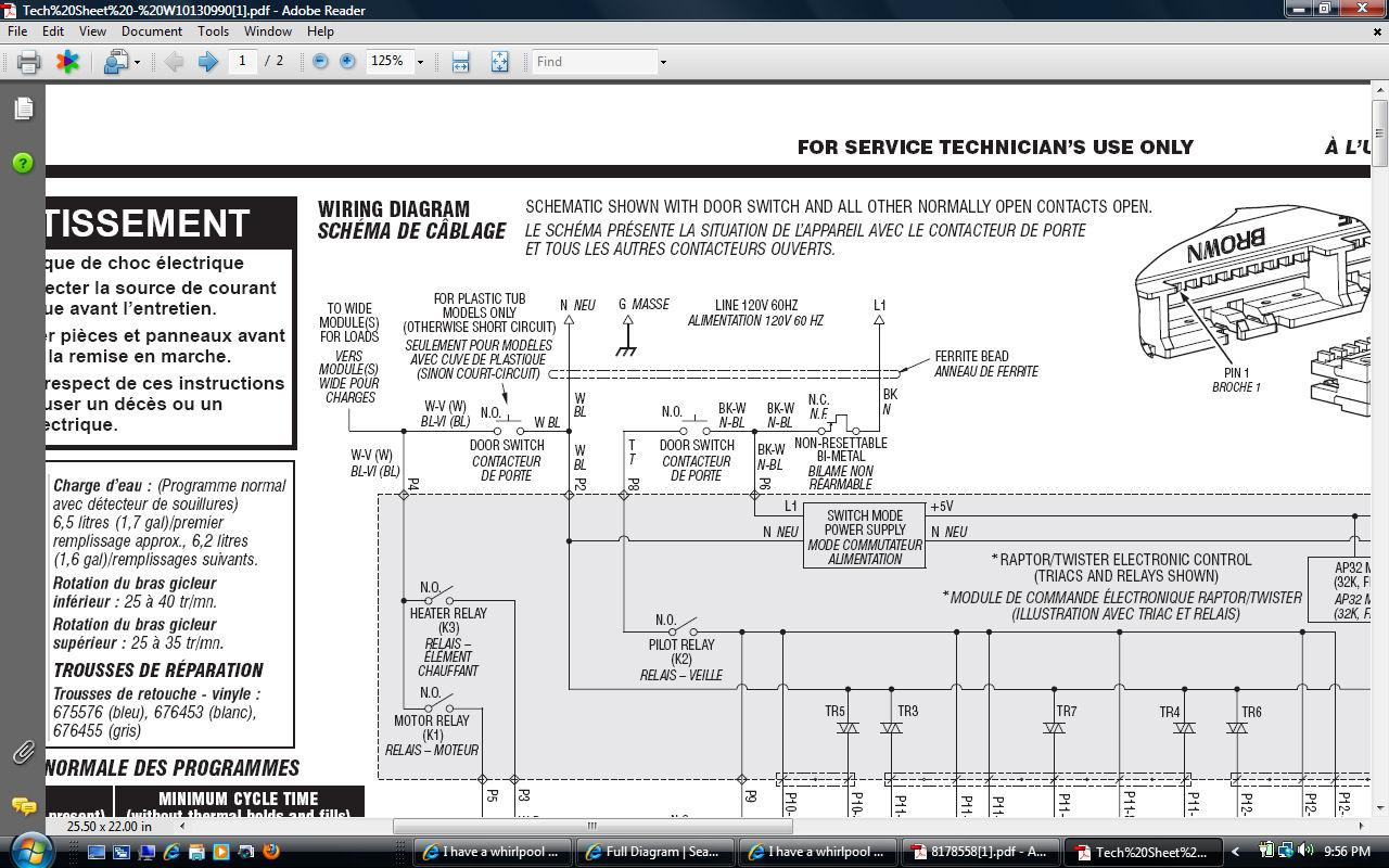 whirlpool refrigerator wiring diagram wiring diagram and hernes fridge wiring diagram auto schematic
