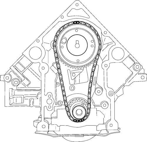 dodge charger 3 5 engine diagram pcv pontiac g6 3 5 engine diagram 2p6xu 2006  dodge charger cylinders timing chain gear set timing marks