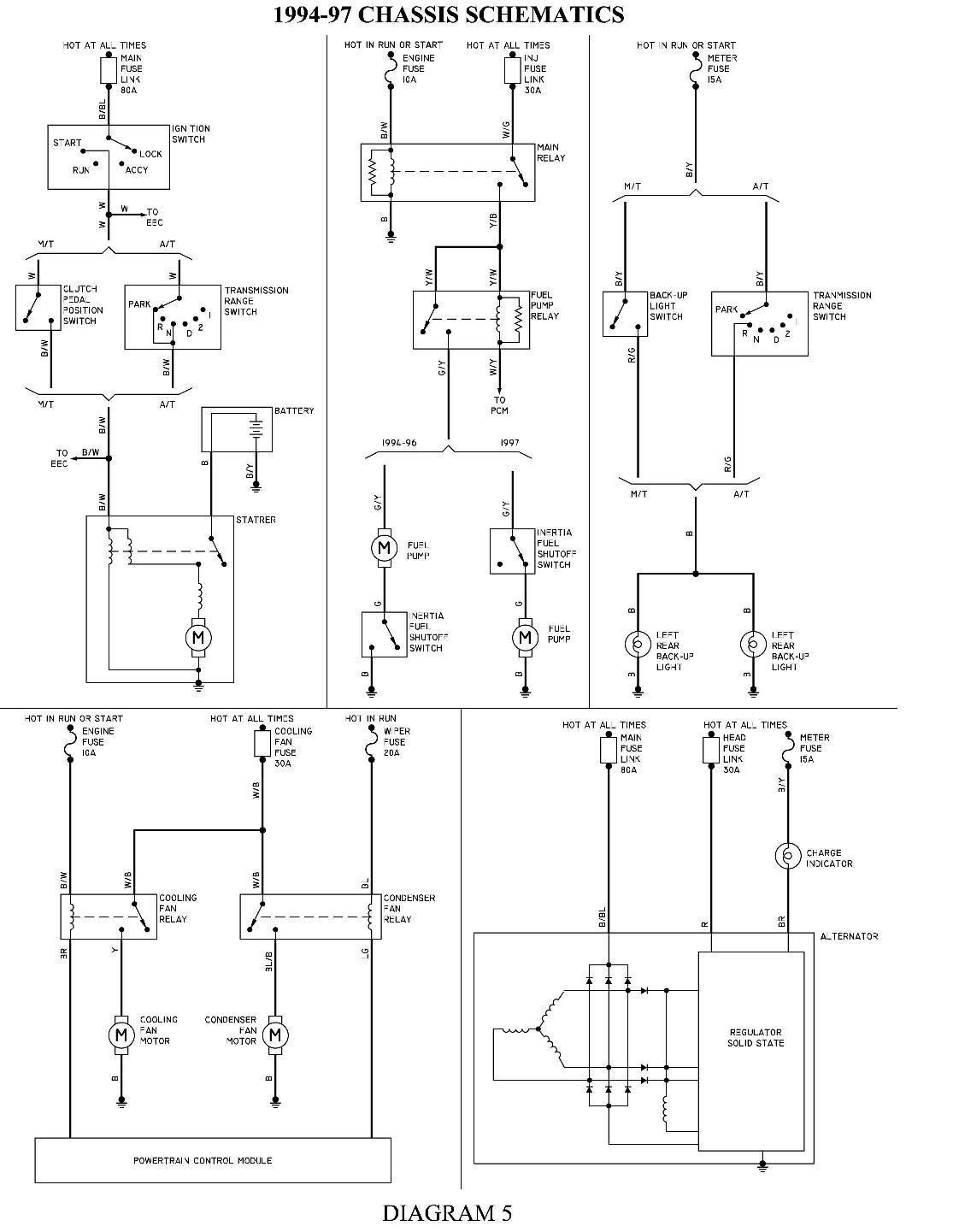 1998 dodge mins wiring diagram