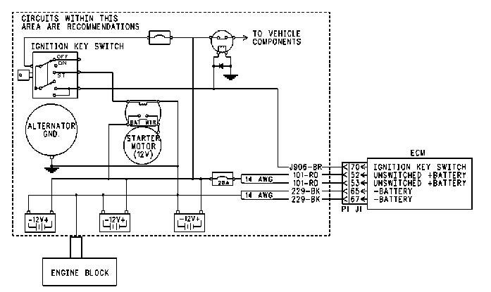 cat 3126 engine diagram cat wiring diagrams