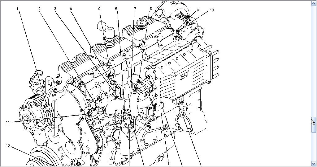3406e caterpillar temperature sensor location  3406e  free engine image for user manual download