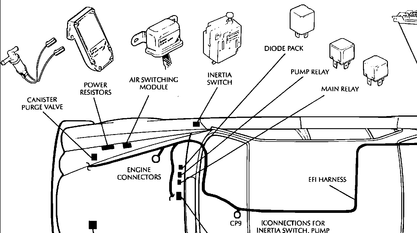 2001 jaguar xj8 fuse box diagram
