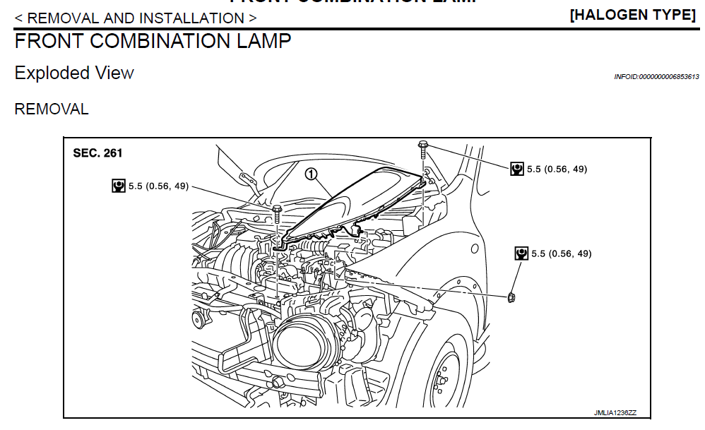 nissan juke headlight wiring diagram