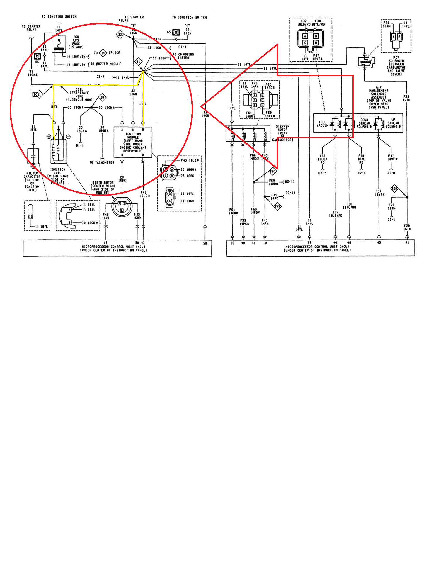 [DIAGRAM_38DE]  FA58 1990 Jeep Wrangler Ignition Wiring Diagram | Wiring Library | 1990 Jeep Wrangler Starting System Wiring Diagram |  | Wiring Library